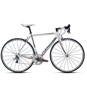 Cannondale Super Six Ultegra Women  Magnesium white