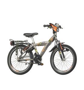 stuur te ver fiets