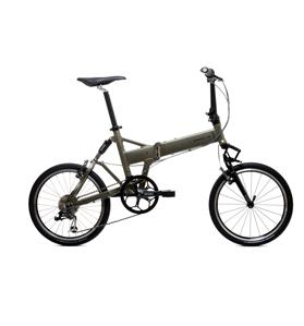 Dahon Jetstream P8 Brons